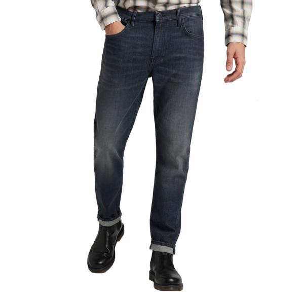 LEE Austin Jeans Regular Tapered - Dark Shark (L733NKUN)