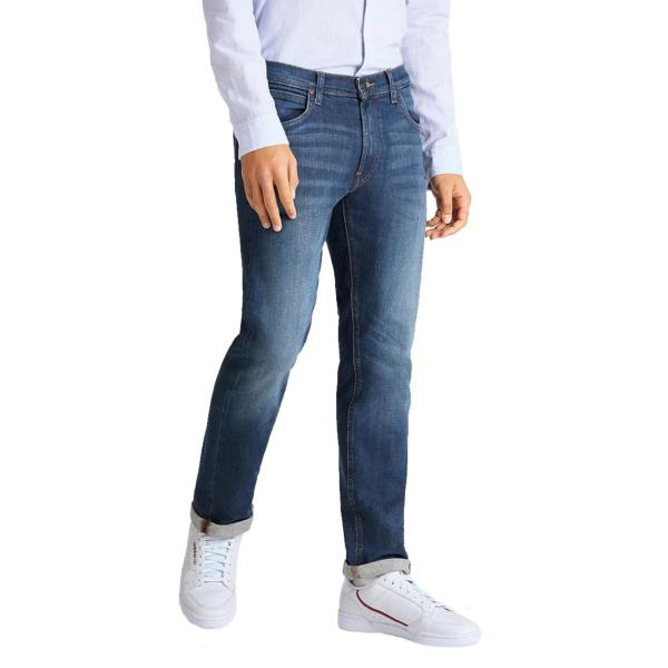LEE Daren Zip Jeans Straight - Dark Diamond (L707-CV-FT)