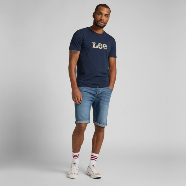 LEE Denim Men Shorts - Maui Mid (L73EMGTP)