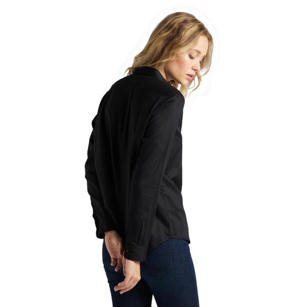 LEE One Pocket Women Shirt - Black (L45T-GF-01)