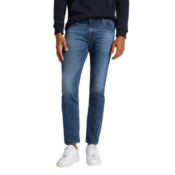 LEE Rider Jeans Cropped - Mid Visual Cody (L75GNLQN)