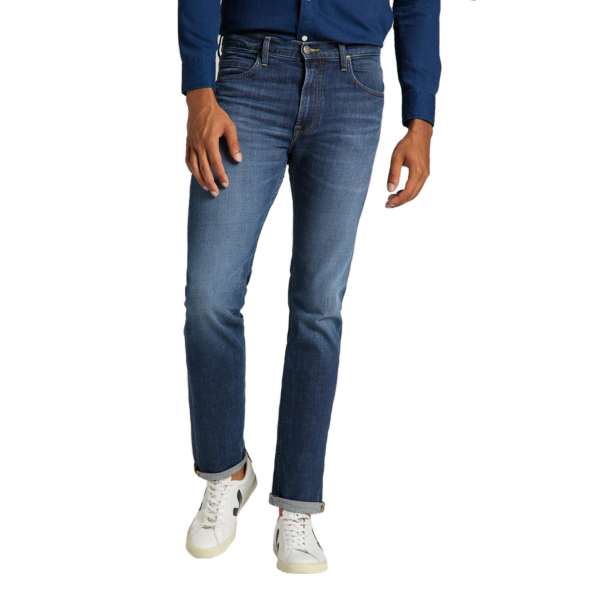 LEE Rider Jeans Slim - Dark Woodland (L701KNGN)