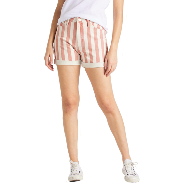 LEE Mom Shorts - Teracotta (L37M-LI-MG)