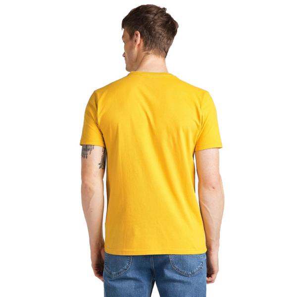 LEE Workwear Tee Men - Golden Yellow (L60B-FE-NF)