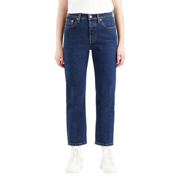Levi's® 501® Crop Women Jeans - Salsa Stonewash (36200-0179)
