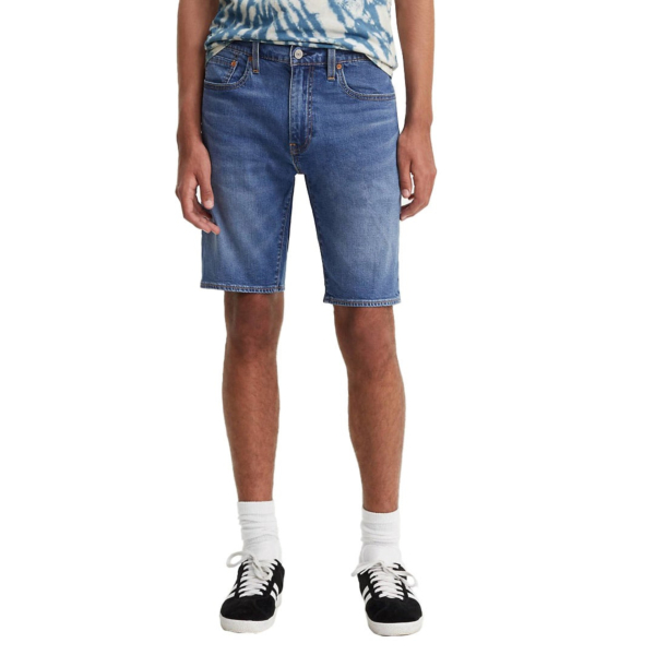 Levi's® 502™ Taper Denim Shorts - Blue Mercury (32792-0037)
