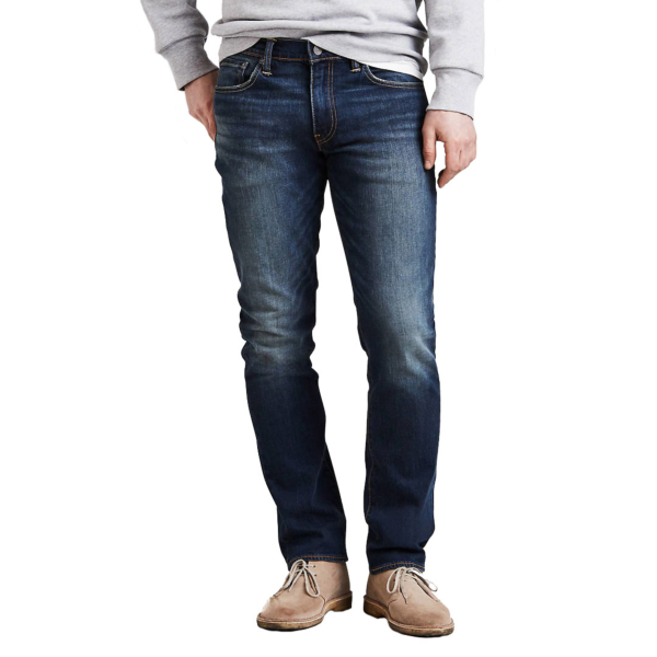 Levi's® 511™ Jeans Slim Fit - Blue Canyon Dark (04511-0970)