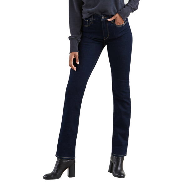 Levi's® 724 High Rise Straight Jeans - To The Nine (18883-0015)