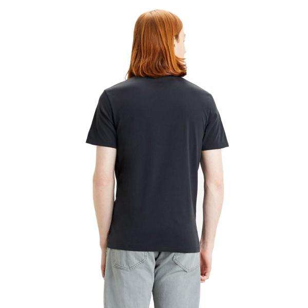 Levi's® Graphic Photo Garment Dye Tee - Jet Black (22491-0743)
