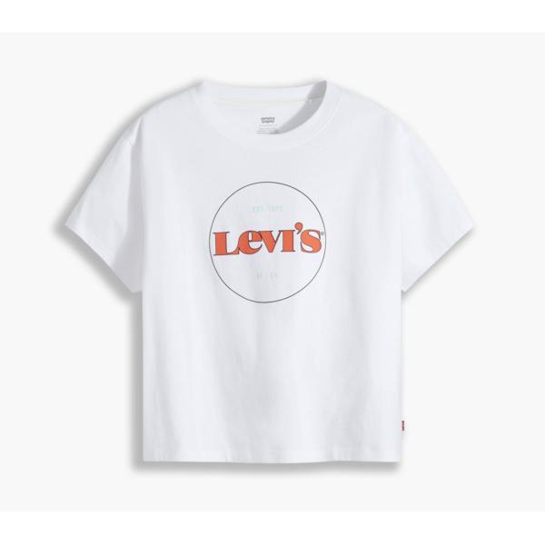 Levi's® Graphic Varsity Tee - White (69973-0153)