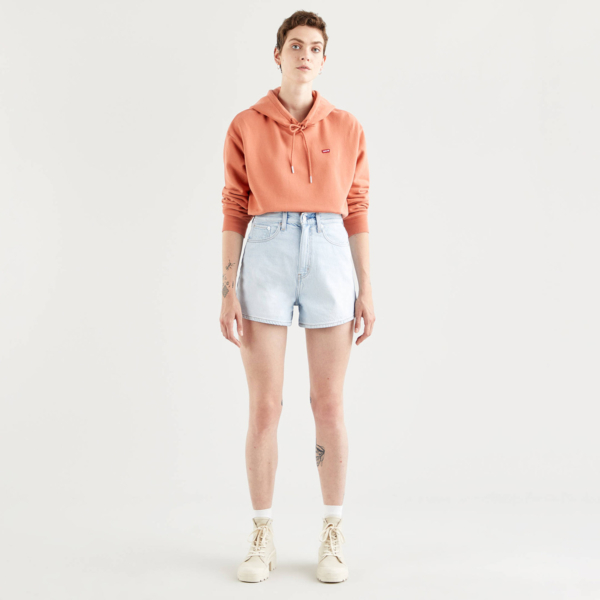 Levi's® High Loose Denim Women Shorts - Fly To The Sky (39451-0001)