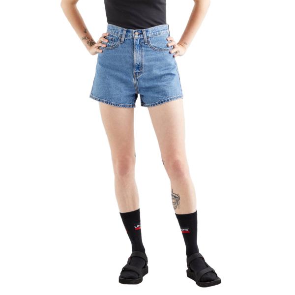 Levi's® High Loose Denim Women Shorts - Number One (39451-0002)