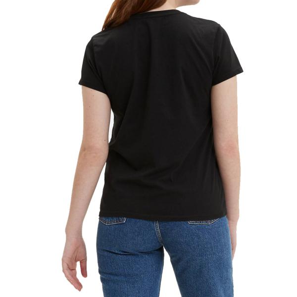 Levi's® Perfect Women Tee - Mineral Black (39185-0008)