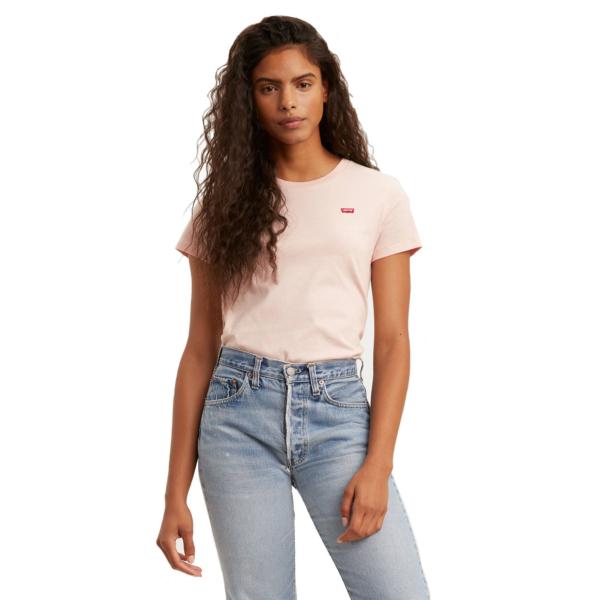 Levi's® Perfect Women Tee - Peach Blush (39185-0076)
