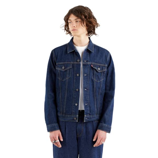 Levi's® The Trucker Denim Jacket - Rockridge (72334-0557)