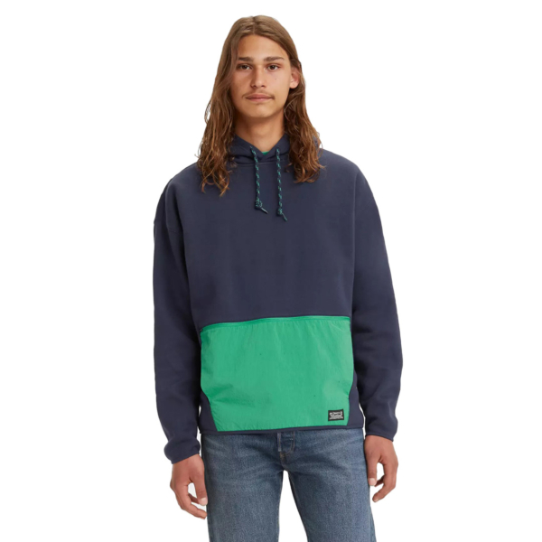 Levi's® Utility Hoodie - Peacoat (A0756-0001)