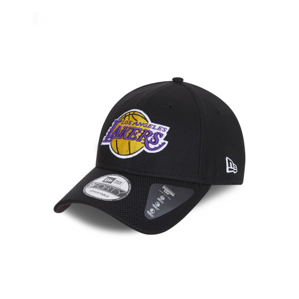NEW ERA Los Angeles Lakers Diamond Era 9Forty Cap - Black (60112633)