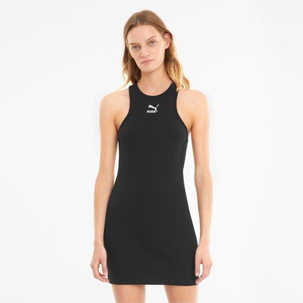 PUMA Classics Summer Dress - Black (599591-01)