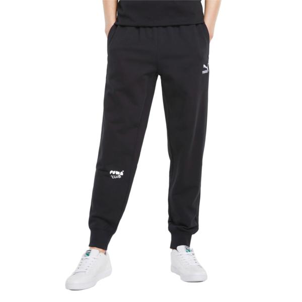 PUMA Club Sweatpants - Black (533115-01)