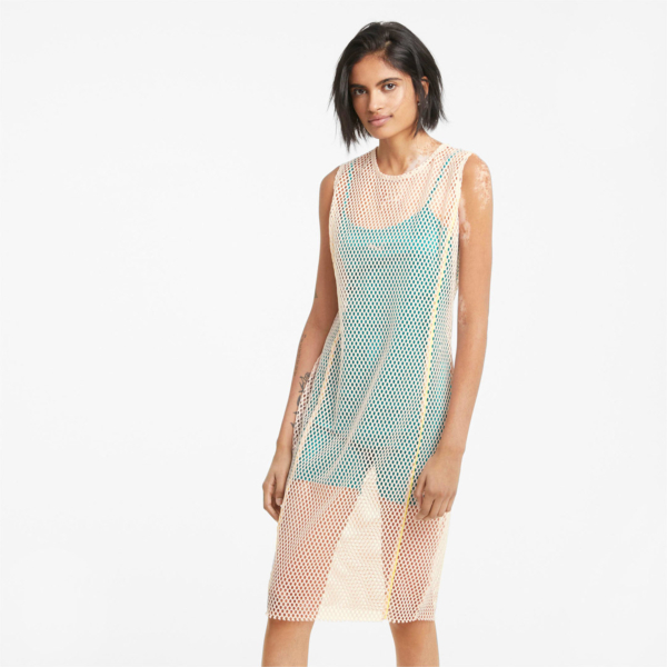 PUMA Evide Mess Dress - Cloud Pink (599726-27)