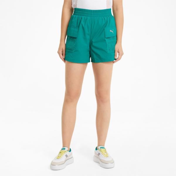 PUMA Evide Women Shorts - Parasalling (599775-61)