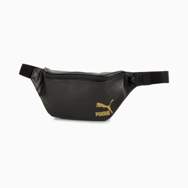 Puma Originals PU Waist Bag - Black (078533-01)