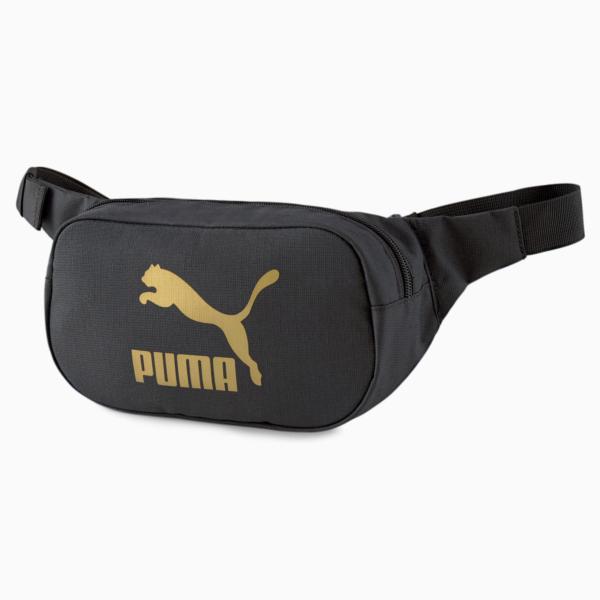 Puma Originals Urban Waist Bag - Black (078482-01)