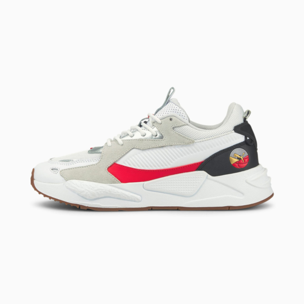 PUMA RS-Z AS Sneakers - White/ Black/ Red (381645-01)