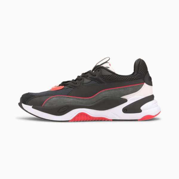 PUMA RS-2K Messaging Sneakers - Black/ Dark Shadow (372975-06)
