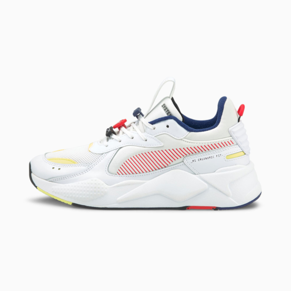 PUMA RS-X Decor8 Sneakers - White (380573-01)