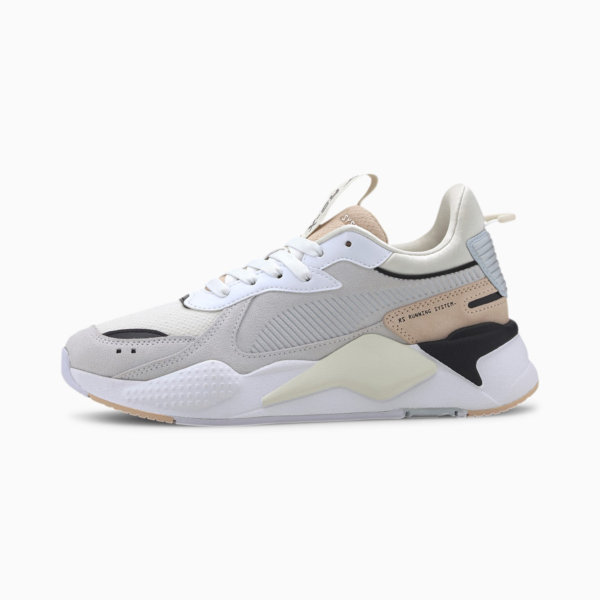 PUMA RS-X Reinvent Women Sneakers - White/ Natural Vachetta (371008-05)