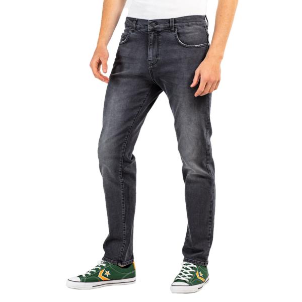 REELL Jeans Barfly Straight - Black Wash (RLJ19505)