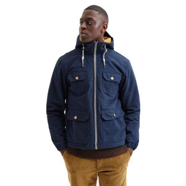 SELECTED Baker Workwear Padded Jacket (16080368-Sky-Captain)
