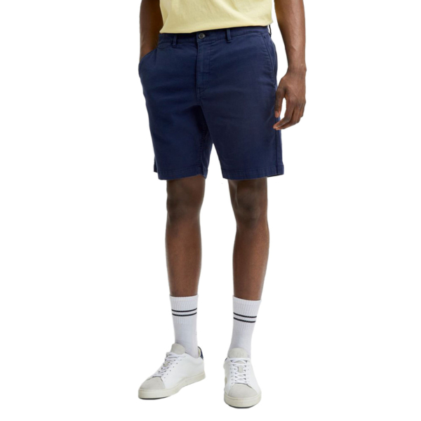 SELECTED Chester Flex Men Shorts (16078887-Navy-Blazer)
