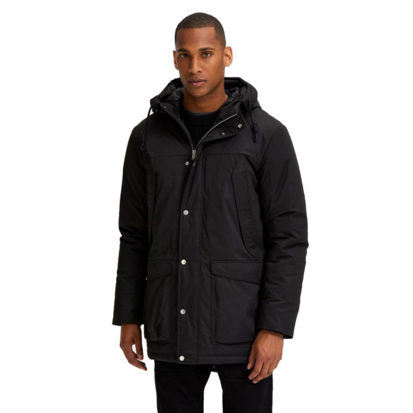 SELECTED Ellis Parka Coat (16079374-Black)