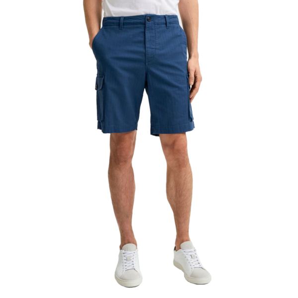 SELECTED Marcos Cargo Shorts (16078883-Insignia-Blue)
