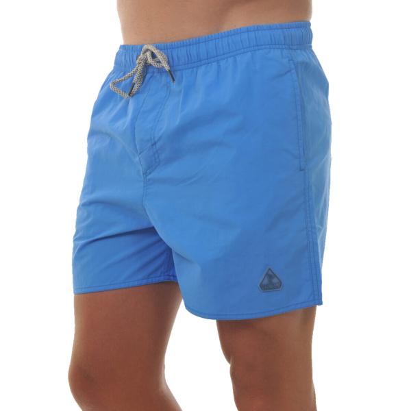 Smithy's Men Swim Shorts - Aqua (SMS20-547)