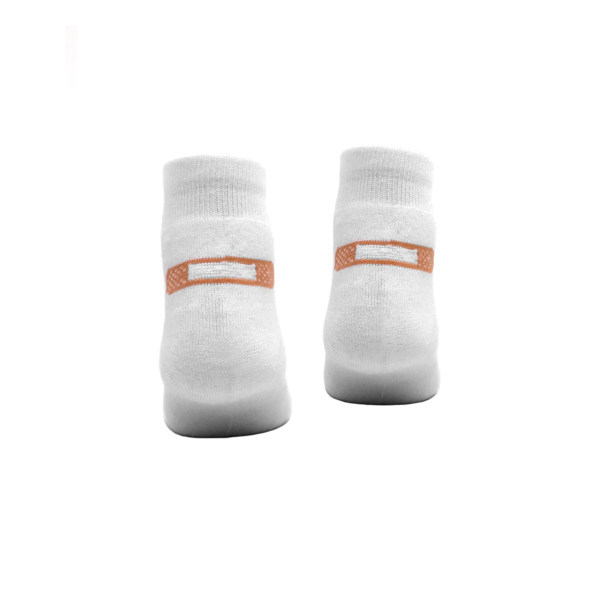 SOCK ING Low Hansaplast - White (S50117-02)