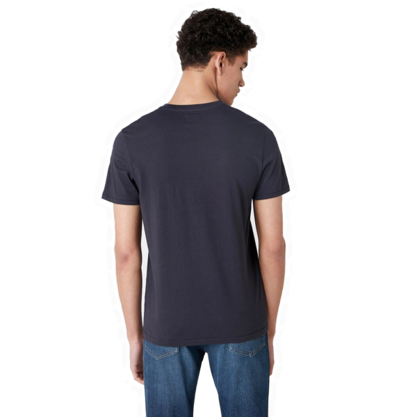 WRANGLER Explorer Men Tee - Dark Navy (W7G2FKXAE)