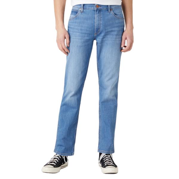 WRANGLER Greensboro Jeans Regular - Light Strike (W15QQ148S)