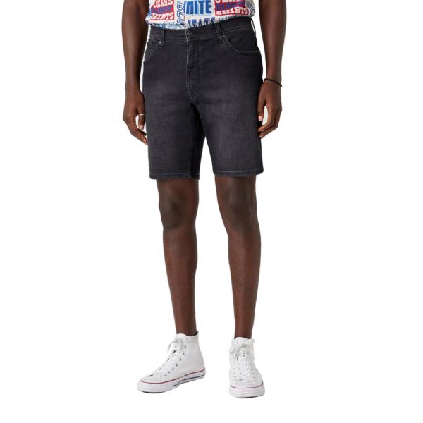 WRANGLER Texas Denim Shorts - Like A Champ (W11CHT120)