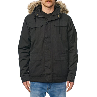 GLOBE Goodstock Thermal Parka - Black (GB01637013)