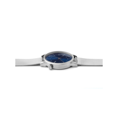 KOMONO Winston Royale ρολοι - Silver Blue (KOM-W2353)