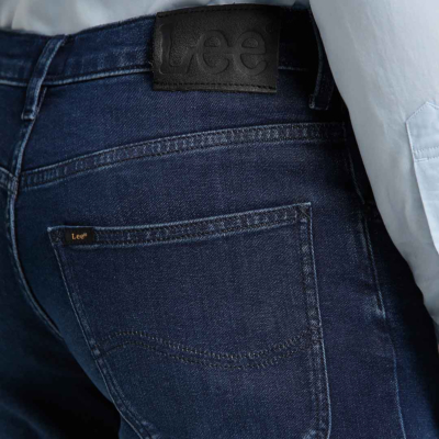 LEE Brooklyn Jeans Straight - Clean Ray (L452NOTV-pocket )