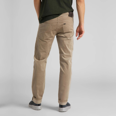 LEE Daren Corduroy Men Straight - Beige (L707RL97)