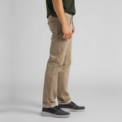 LEE Daren Corduroy Trousers - Beige (L707RL97)