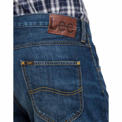 LEE Denim Men Shorts Regular - Notorious Blue (L73EDESU)
