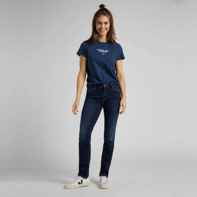 LEE Elly Women Jeans - Dark Rook (L305NOXE)