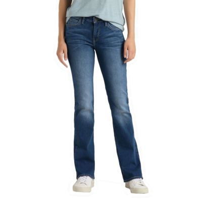 LEE Hoxie Jeans Skinny Boot - Dark Len (L530-QD-BE)