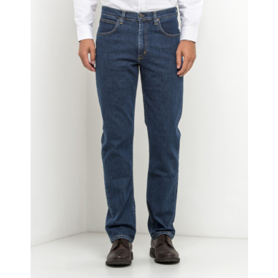 LEE Jeans Brooklyn Straight - Dark Stonewash (L452-71-46)